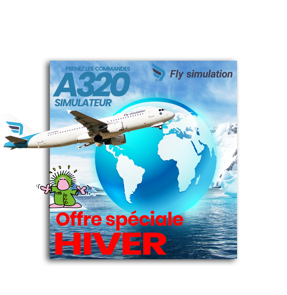 A320 - Offre spéciale Hiver