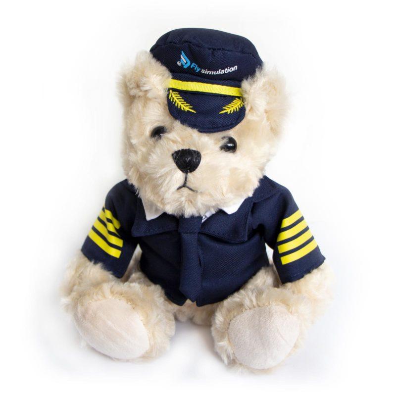 Ourson Pilote